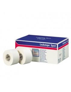 Venda adhesiva inelástica Leukotape Sport