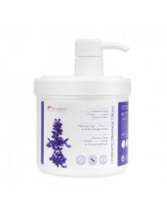 crema de masaje drenaje linfatico 500ml.