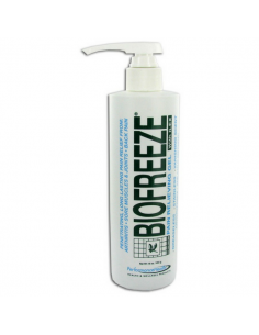 Biofreeze Gel frío 480 gr.ayuda a relajar los músculos proporcionando así mayor movilidad