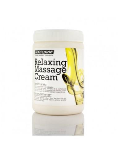 Crema Mad Form Relaxing Cream Limocane 1 L.