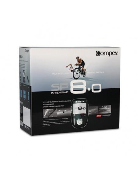Compex Sp 8.0 - embalaje