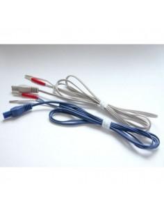 Cables recambio Globus DUO PRO (cuadrado)
