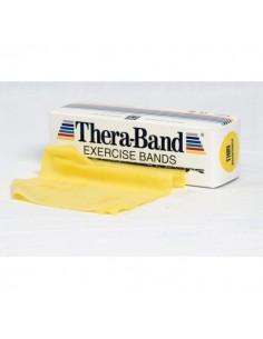 Cintas elásticas Thera-Band amarilla