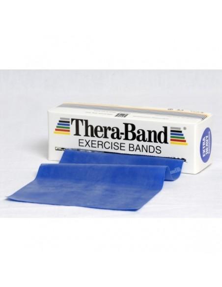 Cintas elásticas Thera-Band azul
