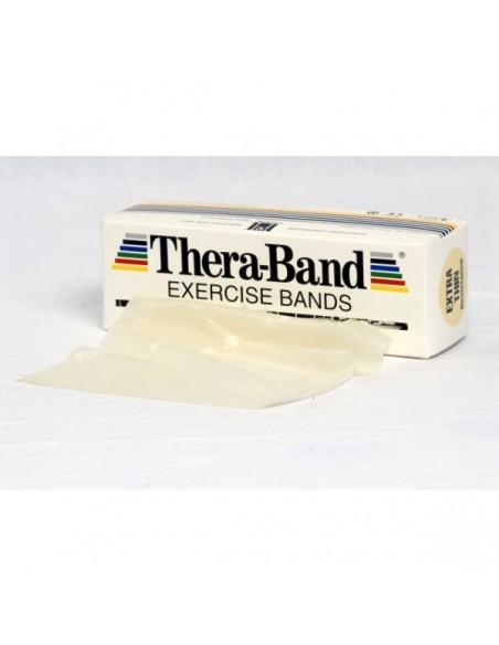 Cintas elásticas Thera-Band beige