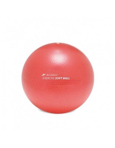 Pelota Soft Ball Rojo rehabmedic 26 cm de diámetro