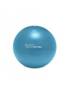 Pelota Soft Ball Azul RehabMedic 26 cm de diámetro
