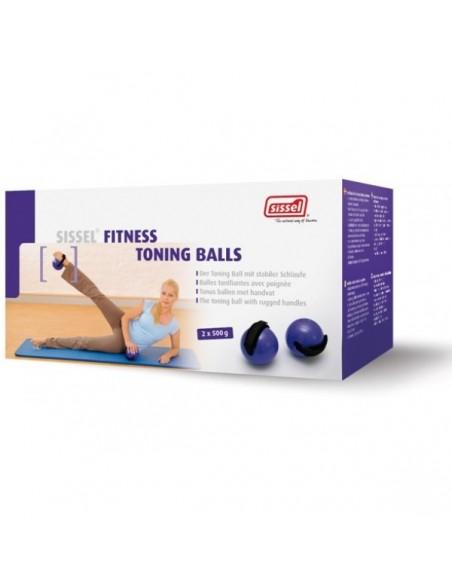 Sissel Fitness Toning Ball 500 gr 2