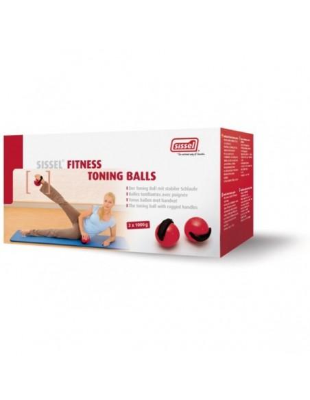 Sissel Fitness Toning Ball 1000 gr 1