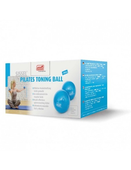Sissel Pilates Toning Ball 1