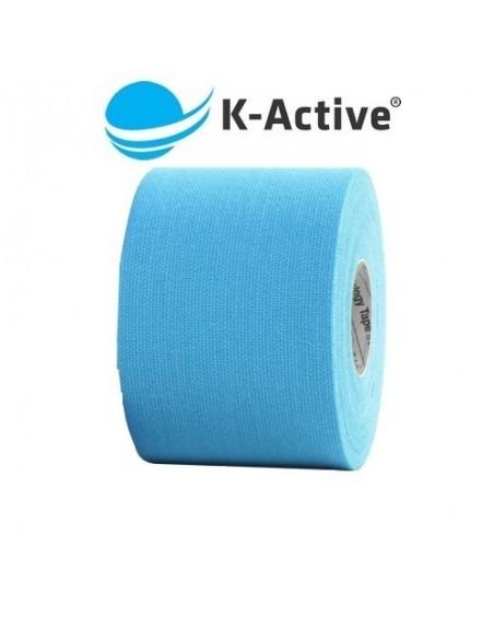 Kinesio K-ACTIVE 5cmx5m. vendaje neuromuscular azul