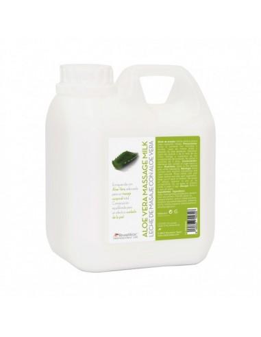 Leche de masaje Aloe Vera Massage Milk 1Litro.
