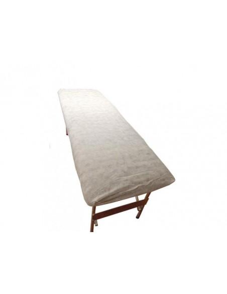Sábanas ajustables para camillas de masaje