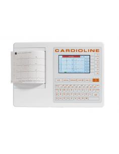 Electrocardiógrafo 6 canales Cardioline ECG100+