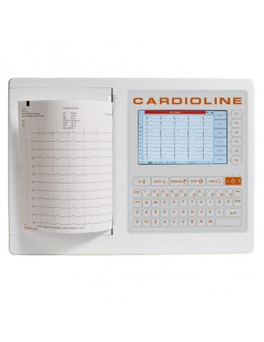 Electrocardiógrafo 12 canales Cardioline ECG200S