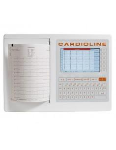 Electrocardiógrafo 12 canales Cardioline ECG200+