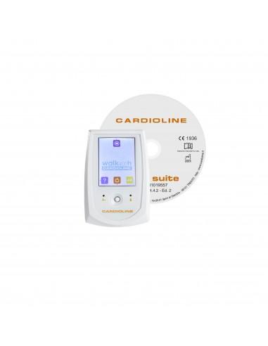 Holter de ECG walk400h package Cardioline
