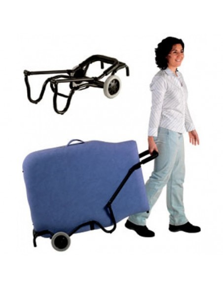 Carrito de Transporte para camillas Ecopostural A4473