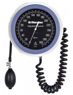Tensiómetro Riester aneroide mod. BIG BEN de pared