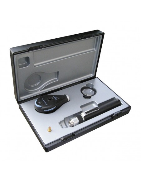 Oftalmoscopio Riester ri-scope®. L2 estuche