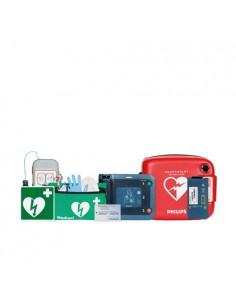 desfibrilador Philips Heartstart FRx DESA +accesorios
