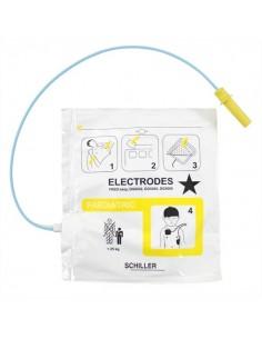 Electrodos pediátricos para Desfibrilador semiautomatico DefiSign Life