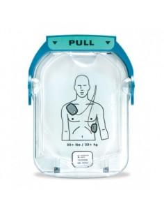 Electrodo para desfibrilador Philips Heartstart HS1 para adultos