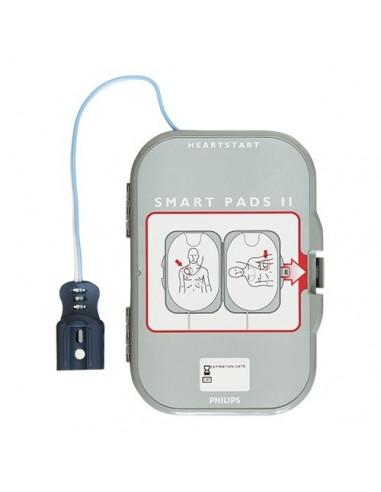 electrodos adulto para desfibrilador...