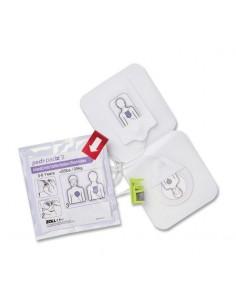 electrodos Pedi-padz II pediátricos para desfibrilador Zoll