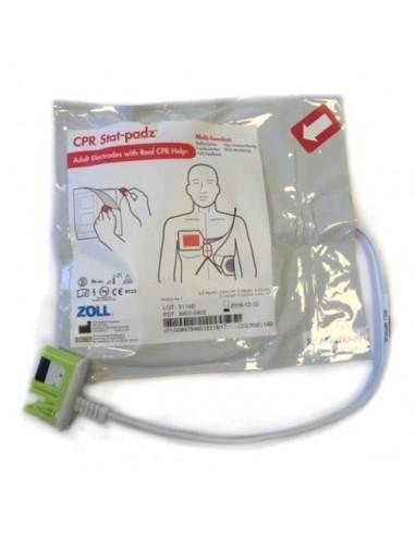 electrodos adulto CPR Stat-Padz / AED Plus - Pro para desfibrilador Zoll