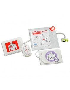 electrodos adulto Zoll CPR Stat-Padz / AED Plus - Pro