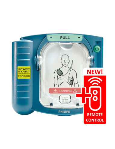 Simulador Philips Heartstart HS1 AED...