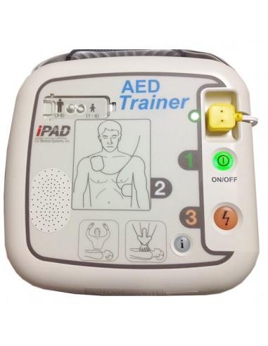 Desfibrilador AED Trainer iPAD CU-SPT