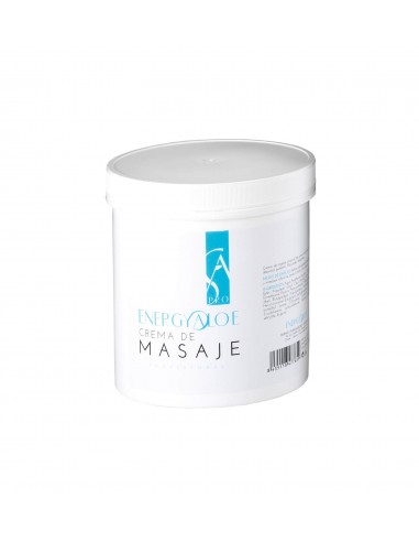 crema de masaje para fisioterapia de 1 Kg. EnergyAloe
