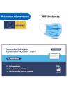 Mascarillas Quirúrgicas pack 4 cajas 200 unidades