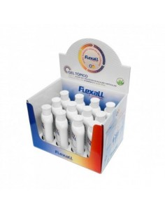 Gel Flexall con Expositor...