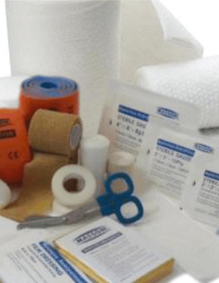 Material médico desechable